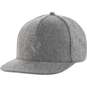 Black Diamond Wool Trucker Hat ash ash