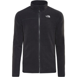 The North Face 100 Glacier Full-Zip Jacket Herren tnf black tnf black