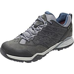 The North Face Hedgehog Hike II GTX Schuhe Herren zinc grey/shady blue zinc grey/shady blue