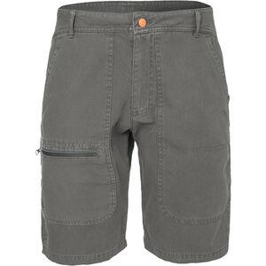 Varg Båstad Canvas Shorts Herren grey grey