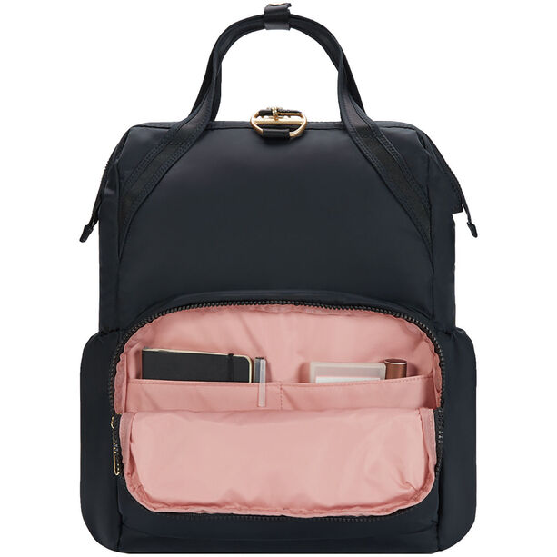 Pacsafe Citysafe CX Backpack 17l Damen black