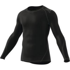 adidas Alphaskin Sport LS Tee Herren black black