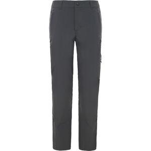 The North Face Exploration Pants Damen asphalt grey asphalt grey
