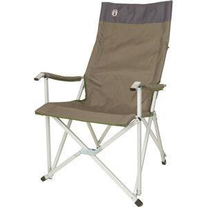Coleman Sling Chair green green