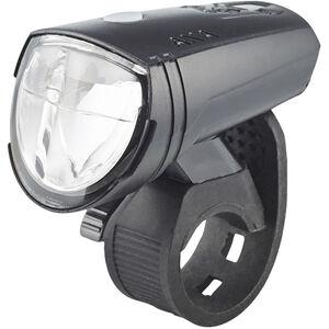 Axa GreenLine 15 LED-Akkuscheinwerfer inkl USB Kabel schwarz schwarz