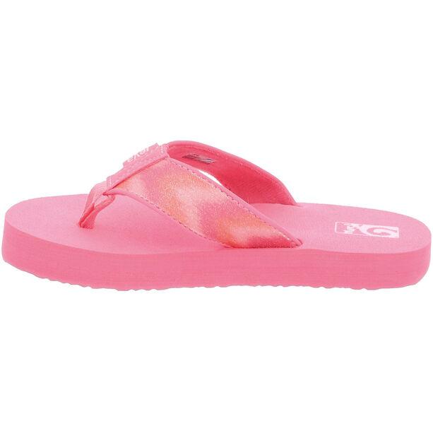 Teva Mush II Sandalen Kinder pink multi sparkle
