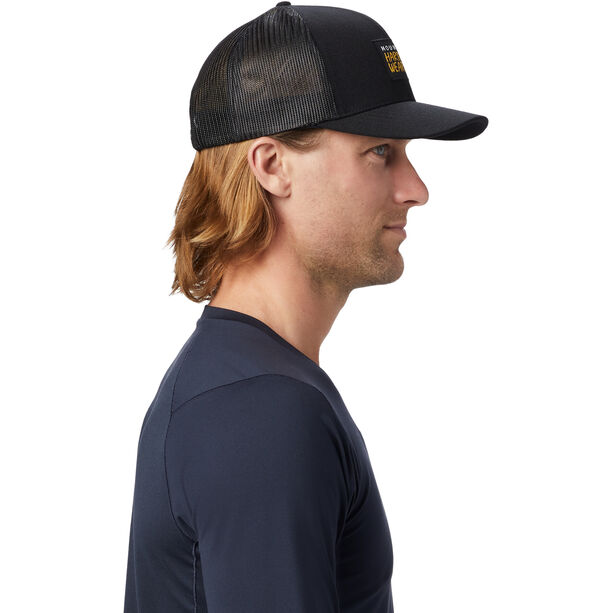 Mountain Hardwear Logo Trucker Cap black