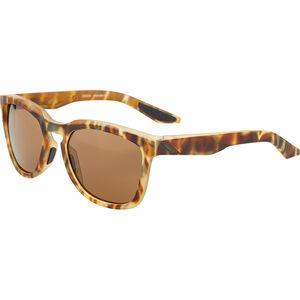 100% Hudson Smoke Glasses matte havana matte havana