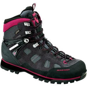 Mammut Ayako High GTX Shoes Damen dark titanium-dark pink dark titanium-dark pink