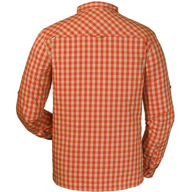 Schöffel Miesbach3 Shirt Herren pureed pumpkin