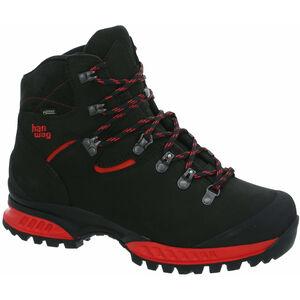 Hanwag Tatra II GTX Shoes Herren black/red black/red