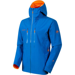 Mammut Nordwand Advanced HS Hooded Jacket Herren ice ice