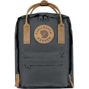 Fjällräven Kånken No.2 Mini Backpack Kinder super grey super grey