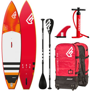 Fanatic Ray Air Premium Package 12