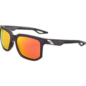 100% Centric Glasses matte crystal black | hd red multilayer/hiper lense matte crystal black | hd red multilayer/hiper lense