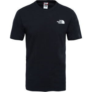 The North Face Redbox SS Tee Herren tnf black tnf black