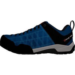 adidas Five Ten Guide Tennie Shoes Damen legend marine/shock cyan/rawamb legend marine/shock cyan/rawamb