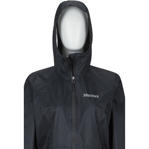 Marmot PreCip Eco Plus Jacket Damen black black