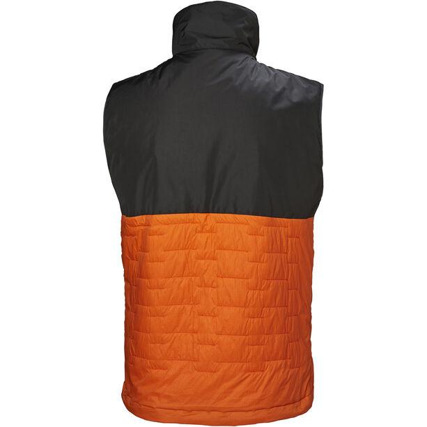 Helly Hansen Movatn Wool Ins Vest Herren blaze orange