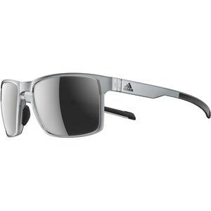 adidas Wayfinder Glasses grey transparent/chrome grey transparent/chrome