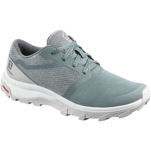 Salomon Outbound Schuhe Damen lead/lunar rock/white lead/lunar rock/white