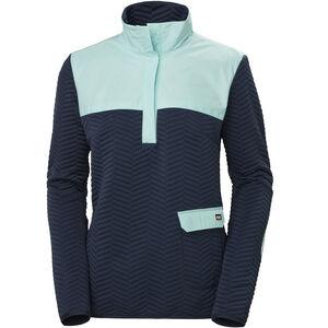 Helly Hansen Lillo Sweater Damen north sea blue north sea blue