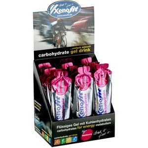 Xenofit Kohlenhydrat Hydro Gel Box 21x60ml Waldbeere