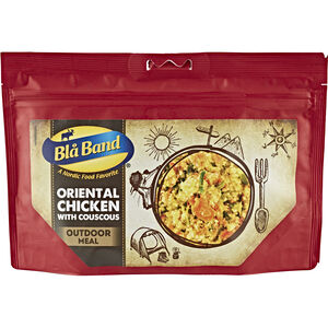 Bla Band Outdoor Mahlzeit Chicken with Couscous