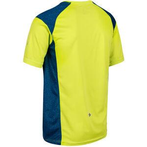 Regatta Hyper-Reflective II T-Shirt Herren lime puch/sea blue reflective lime puch/sea blue reflective