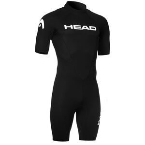 Head Multix VS Multisport 2,5 Shorty Suit Herren black/red black/red
