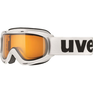 UVEX slider Kinder white/lasergold lite white/lasergold lite