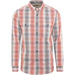 Royal Robbins Vista Chill Plaid LS Shirt Herren crimson crimson