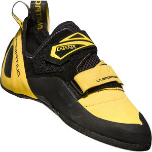 La Sportiva Katana Climbing Shoes Herren yellow/black yellow/black