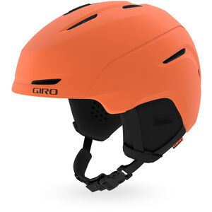 Giro Neo Helm Kinder matte deep orange matte deep orange