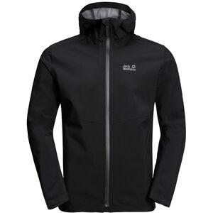 Jack Wolfskin JWP Shell Jacket Herren black black