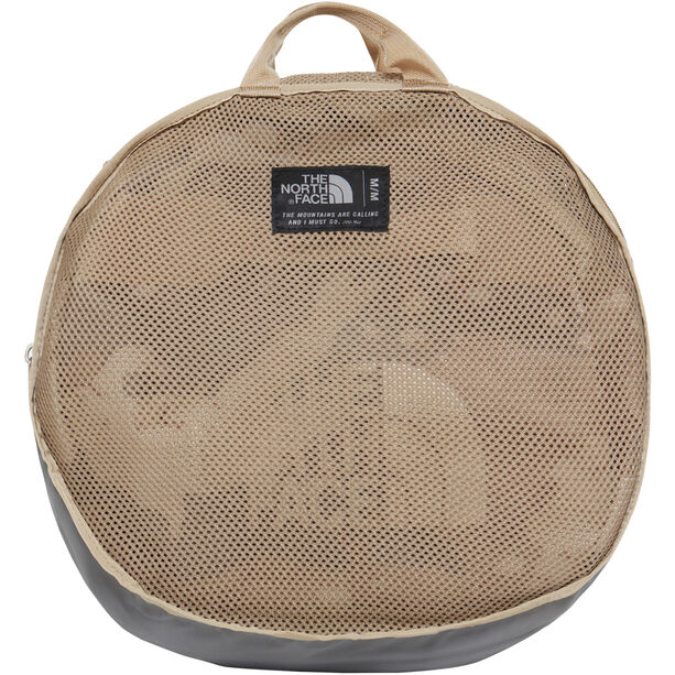 The North Face Base Camp Duffel M moab khaki woodchip camo desert print/twill beige
