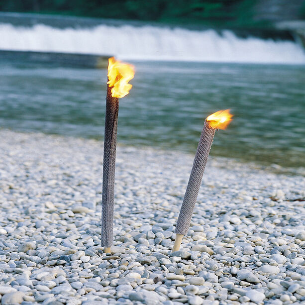 Basic Nature Wax torches 4 Stück