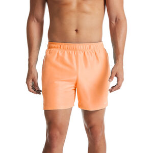 "Nike Swim Solid Lap 5"" Volley Shorts Herren orange pulse orange pulse"