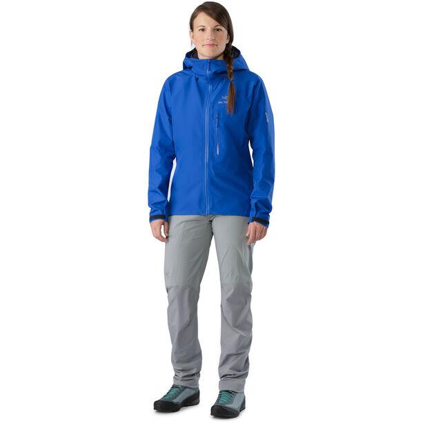 Arc'teryx Alpha FL Jacket Damen somerset blue