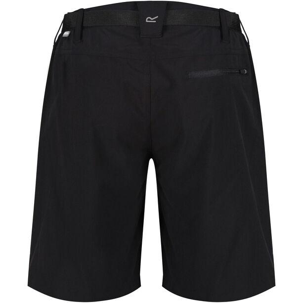 Regatta Xert II Stretch Shorts Damen black