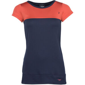 Triple2 TUUR Shirt Damen mineral red mineral red