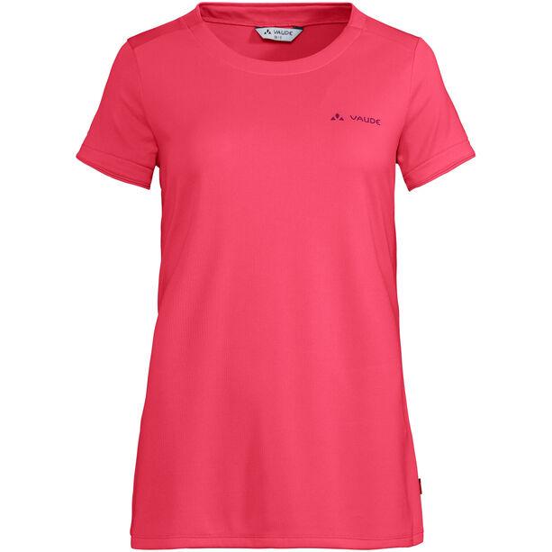 VAUDE Essential T-Shirt Damen bright pink