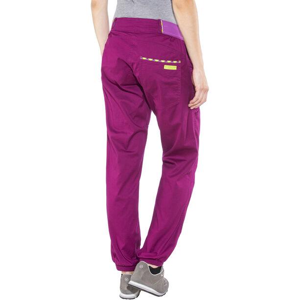 La Sportiva Tundra Pants Damen plum