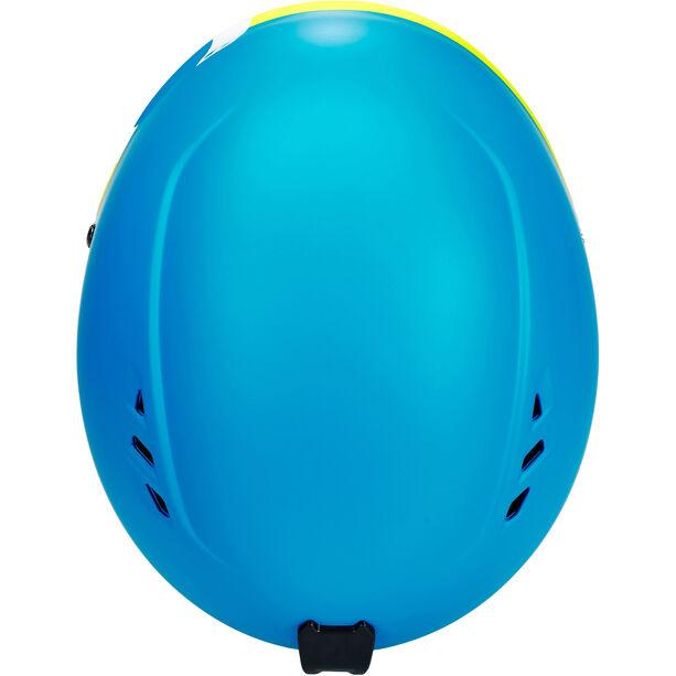 Julbo Leto Ski Helmet Kinder blue/green