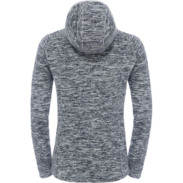 The North Face Nikster Full-Zip Hoodie Damen high rise grey