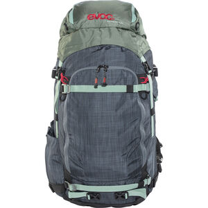 EVOC Patrol Backpack 40l heather slate/olive heather slate/olive