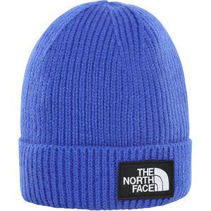 The North Face Box Logo Cuff Beanie Jungs tnf blue tnf blue