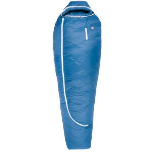 Grüezi-Bag Biopod DownWool Ice 175 Sleeping Bag ice blue ice blue
