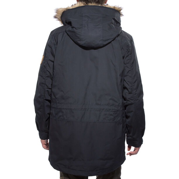 Fjällräven Sarek Winter Jacket Herren dark navy