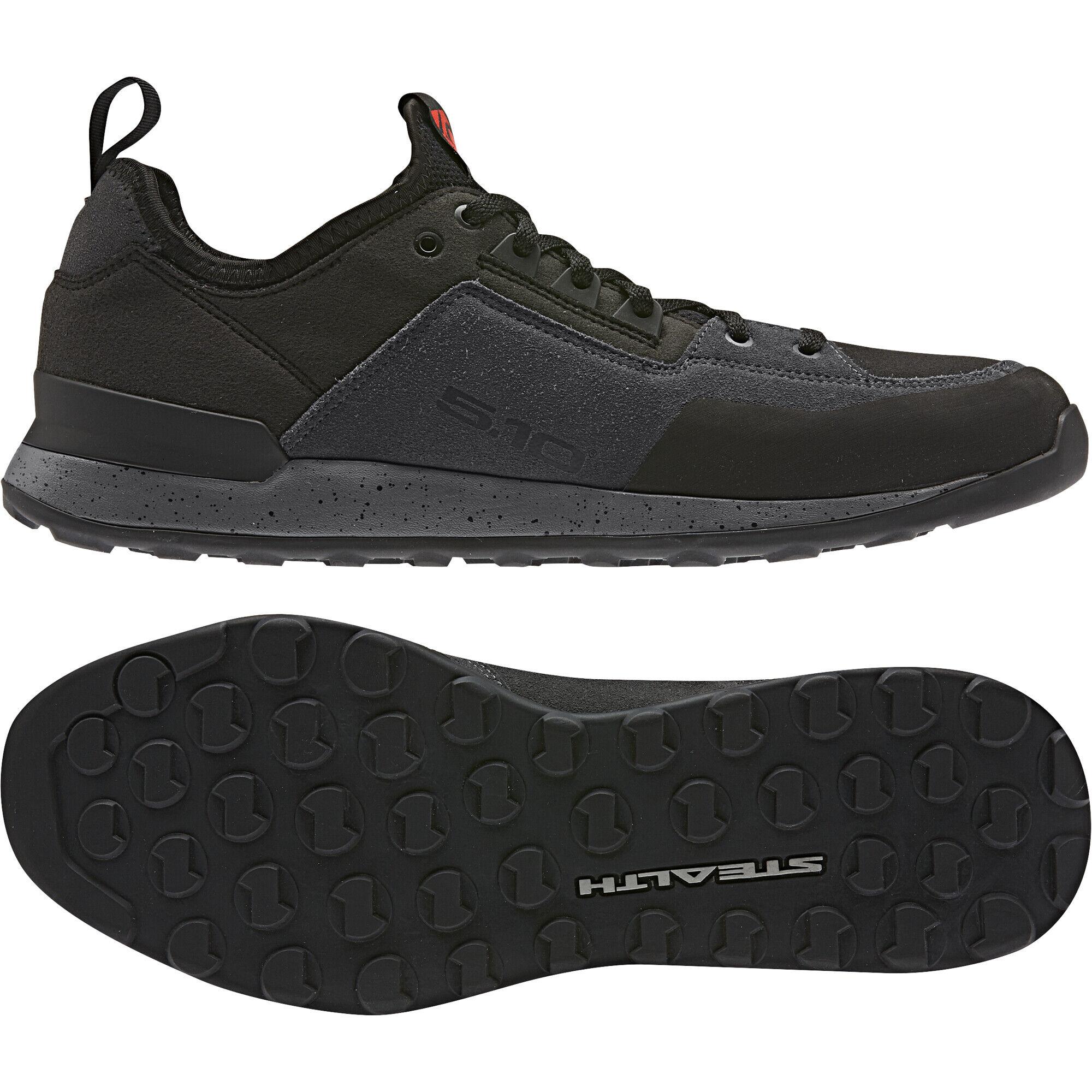 adidas Five Ten Five Tennie Schuhe Herren core blackcarbonred